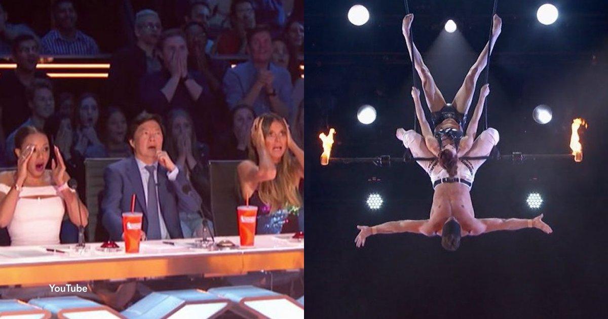 """cov 1 22.png?resize=300,169 - A queda assustadora de um trapezista na frente de todo o público em """"America's Got Talent"""""""