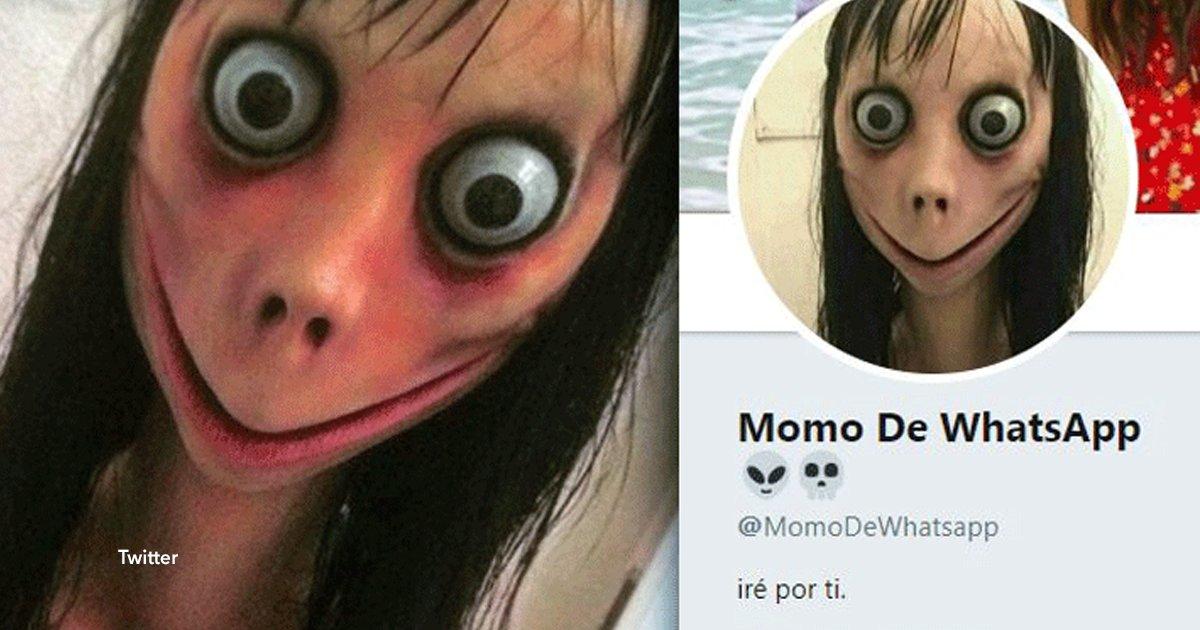 cov 1 8.png?resize=412,232 - 'Momo', el misterioso número maldito de WhatsApp que está aterrorizando a todos