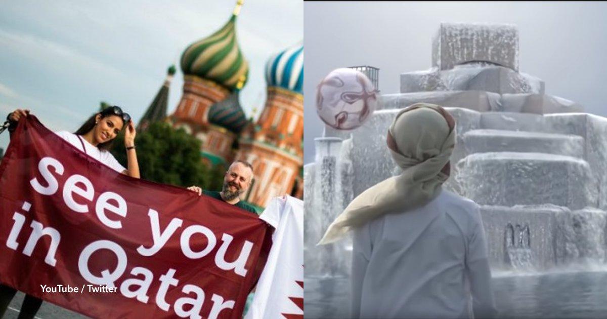 cov 1 9.png?resize=412,232 - Faltan 4 años para el Mundial de Qatar 2022, sin embargo ya podemos ver el video promocional