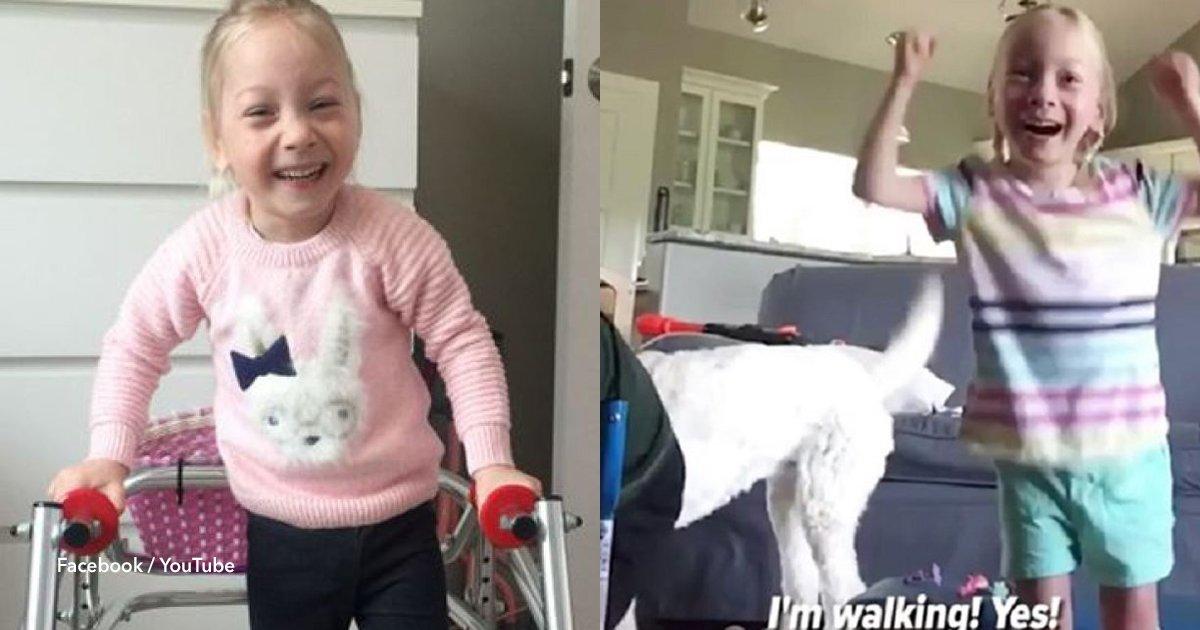 cov 2 2.png?resize=300,169 - Tiene cuatro años y parálisis cerebral, pero sorprende a todos al poder caminar por primera vez