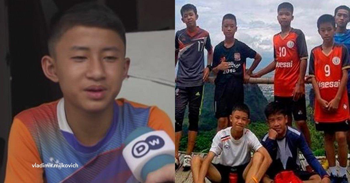cov 2 4.png?resize=648,365 - El niño que se salvó de quedar atrapado en la cueva de Tailandia por una superstición de su madre