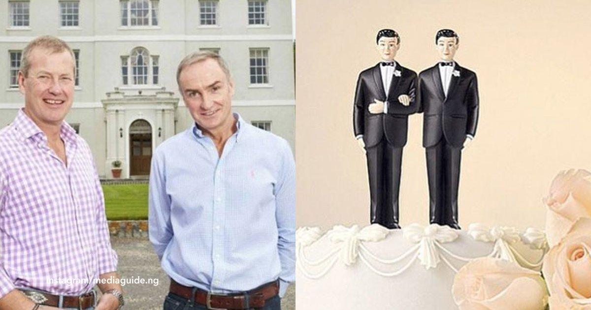 cov 2 9.png?resize=1200,630 - Este será o primeiro casamento gay na história da Família Real Britânica