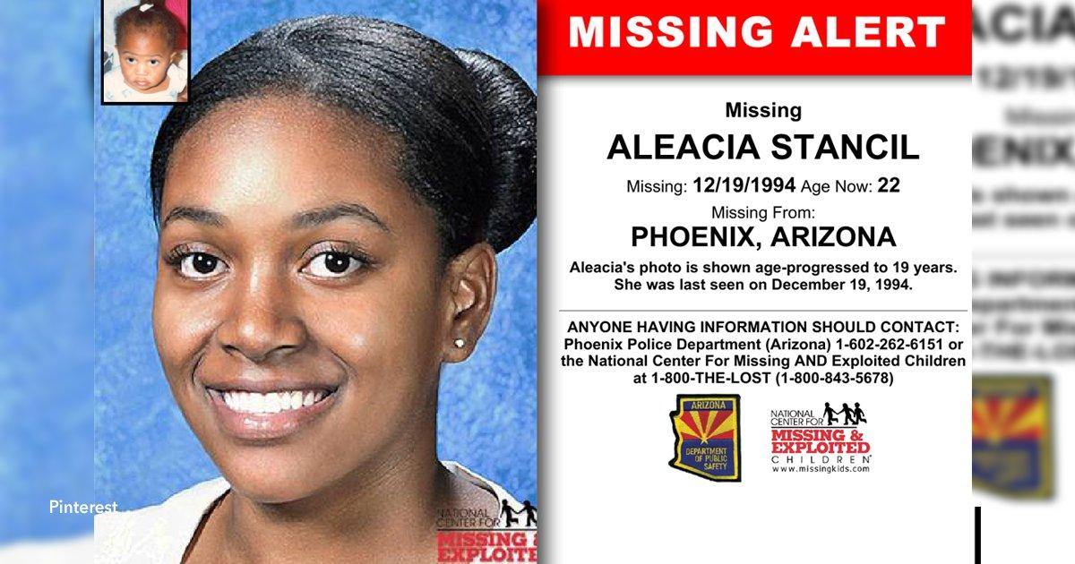 cov 3 19.png?resize=300,169 - Una chica desapareció hace más de 24 años y fue encontrada recién ahora gracias a una prueba de ADN