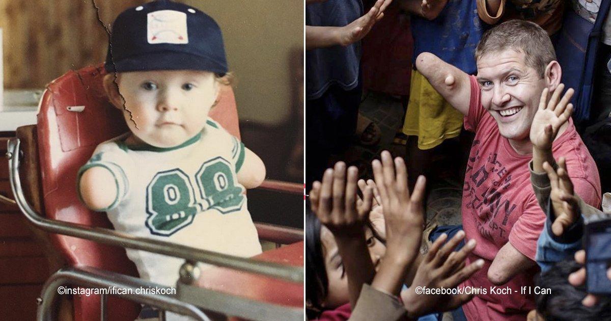 cover22 2.jpg?resize=1200,630 - Nació sin piernas y sin brazos, pero su vida ha inspirado a miles de personas