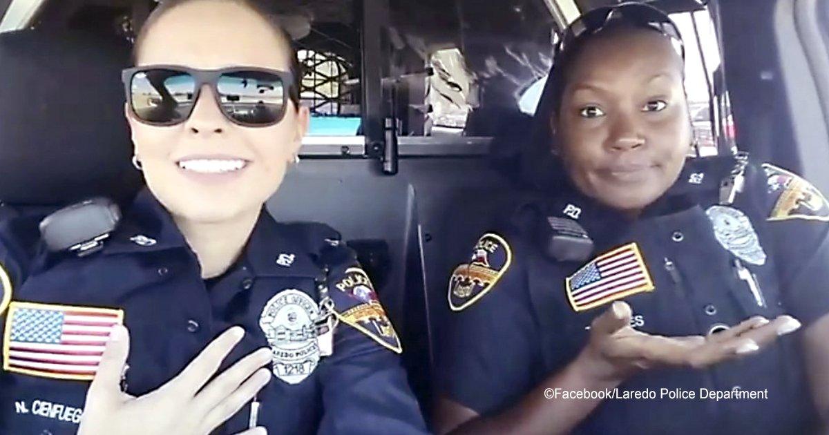 cover22 7.jpg?resize=300,169 - Estas dos policías hicieron un vídeo muy divertido que se ha hecho viral en el que enloquecen escuchando a Selena y a las Spice Girls