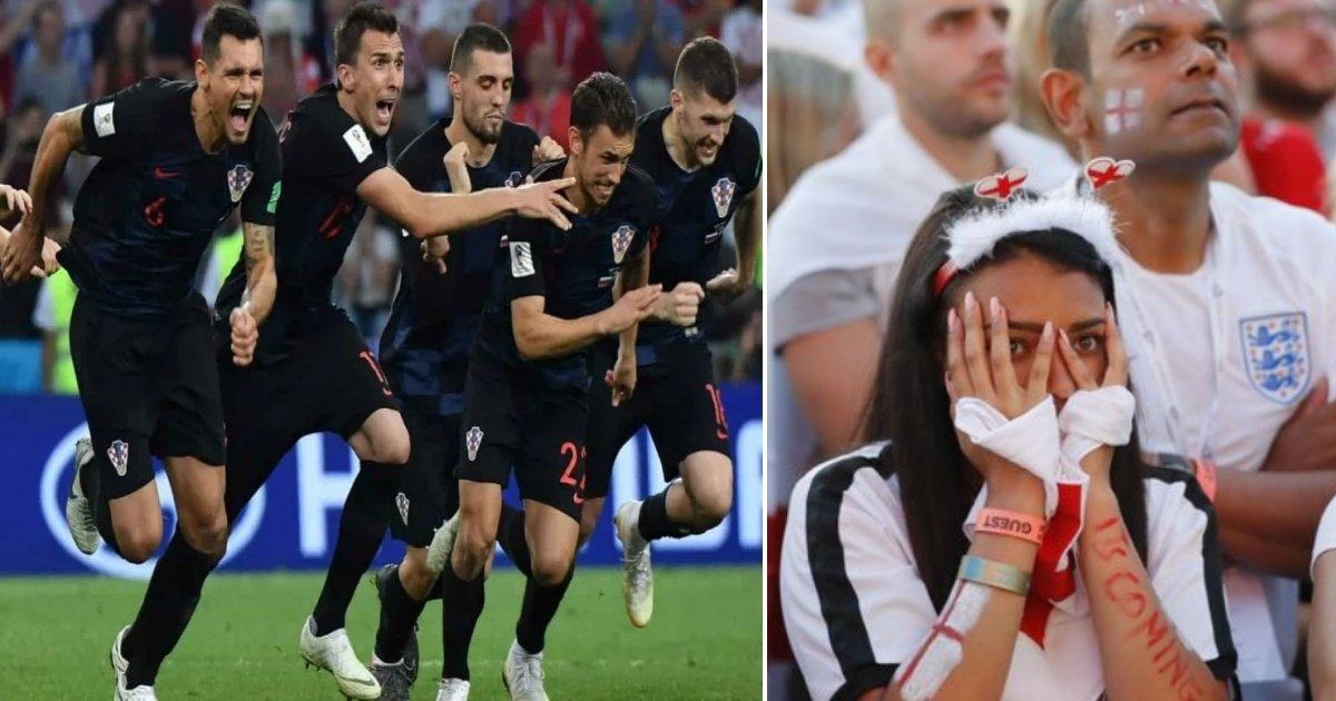 cr.jpg?resize=412,232 - Croatia Has Stopped England From Advancing To The World Cup Final After Beating England 2-1 In Extra Time