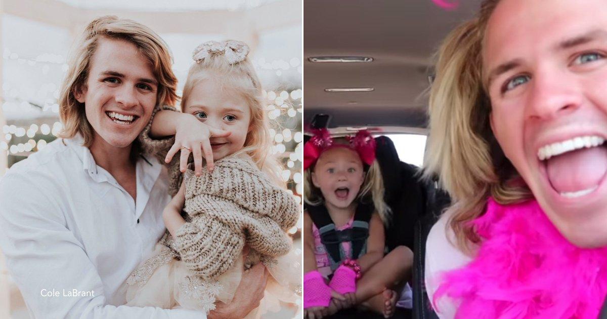 dad.jpg?resize=300,169 - Un video que hicieron un padre y su hija se ha vuelto una locura en las redes, millones se han conmovido