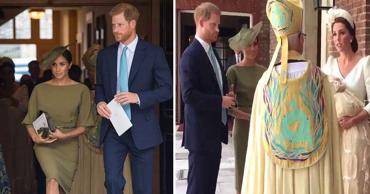 dasfadf.jpg?resize=1200,630 - Prince Harry And Duchess Of Sussex Makes First Public Appearance With Nephew Prince Louis For His Christening