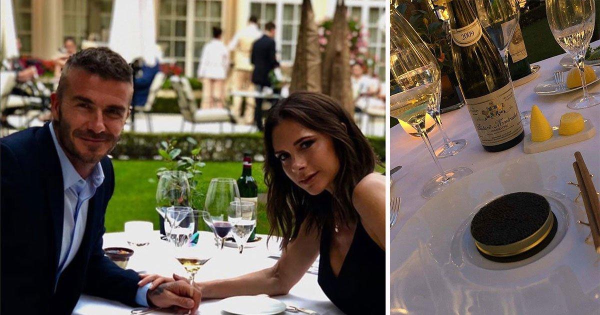 david victoria anniversary 19.jpg?resize=300,169 - David Beckham e Victoria Beckham comemoraram seu 19º aniversário de casamento e desfrutam de jantar romântico