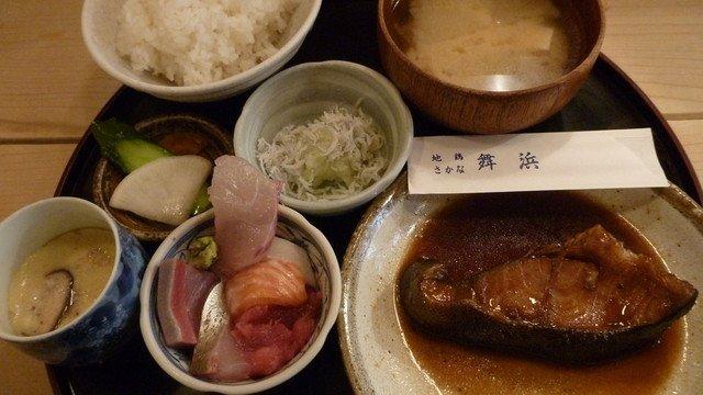 新橋 舞浜 銀ダラ煮付け定食에 대한 이미지 검색결과