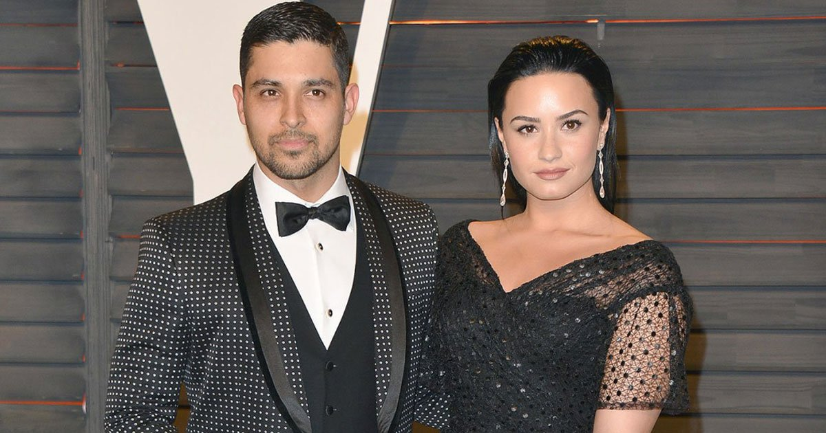 demi lovato ex boyfriend wilmer.jpg?resize=636,358 - Demi Lovato's Ex-Boyfriend Wilmer Valderrama Is Concerned About Her, Spending Hours With Demi Every Day