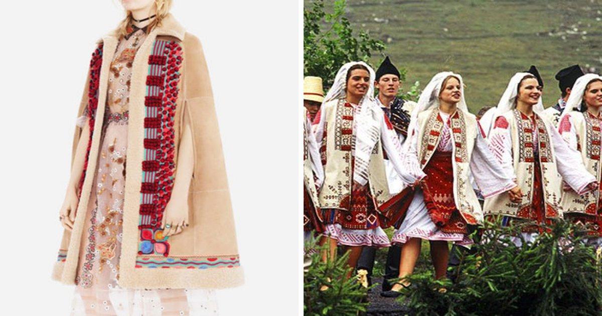 dior copies bihor 1.jpg?resize=1200,630 - Dior copiou a roupa tradicional dos romenos sem dar crédito - o que eles fizeram é realmente impressionante
