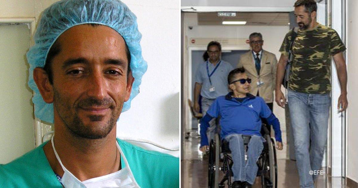 doc.jpg?resize=1200,630 - Quase um milagre: cirurgião espanhol reconstruiu a pélvis e a coluna de um jovem tetraplégico