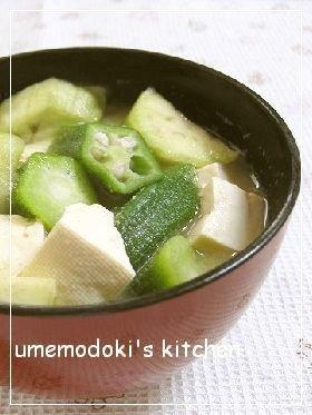 なすとオクラの味噌汁에 대한 이미지 검색결과