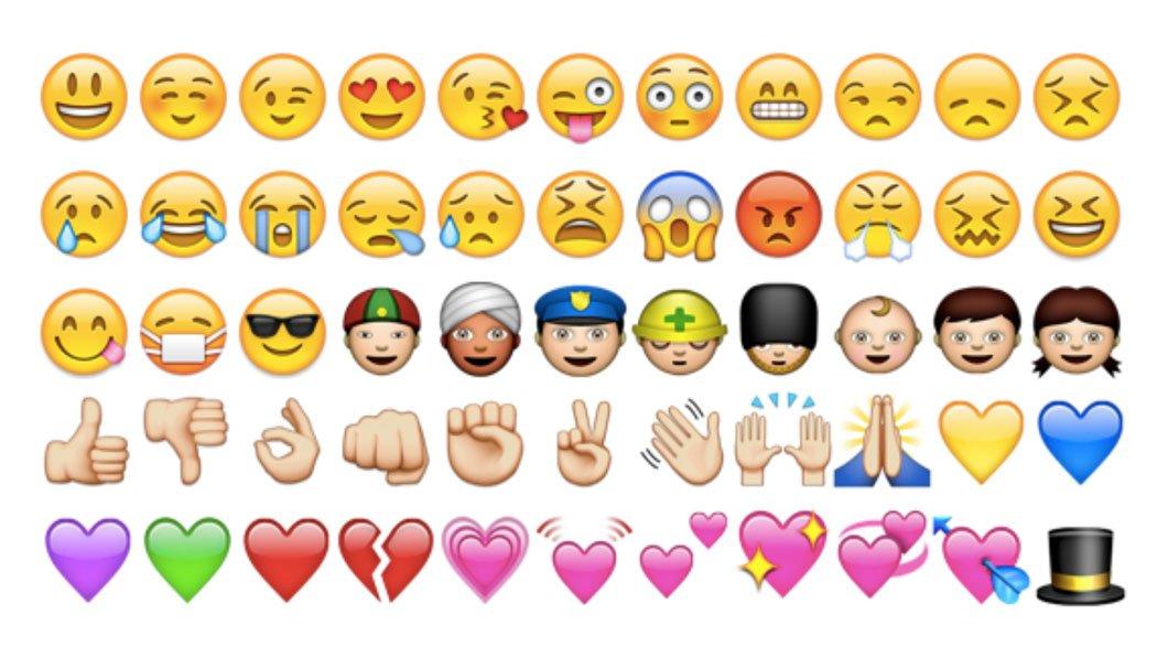 emoji.jpg?resize=412,232 - Quais são os emojis mais usados ao redor do mundo?