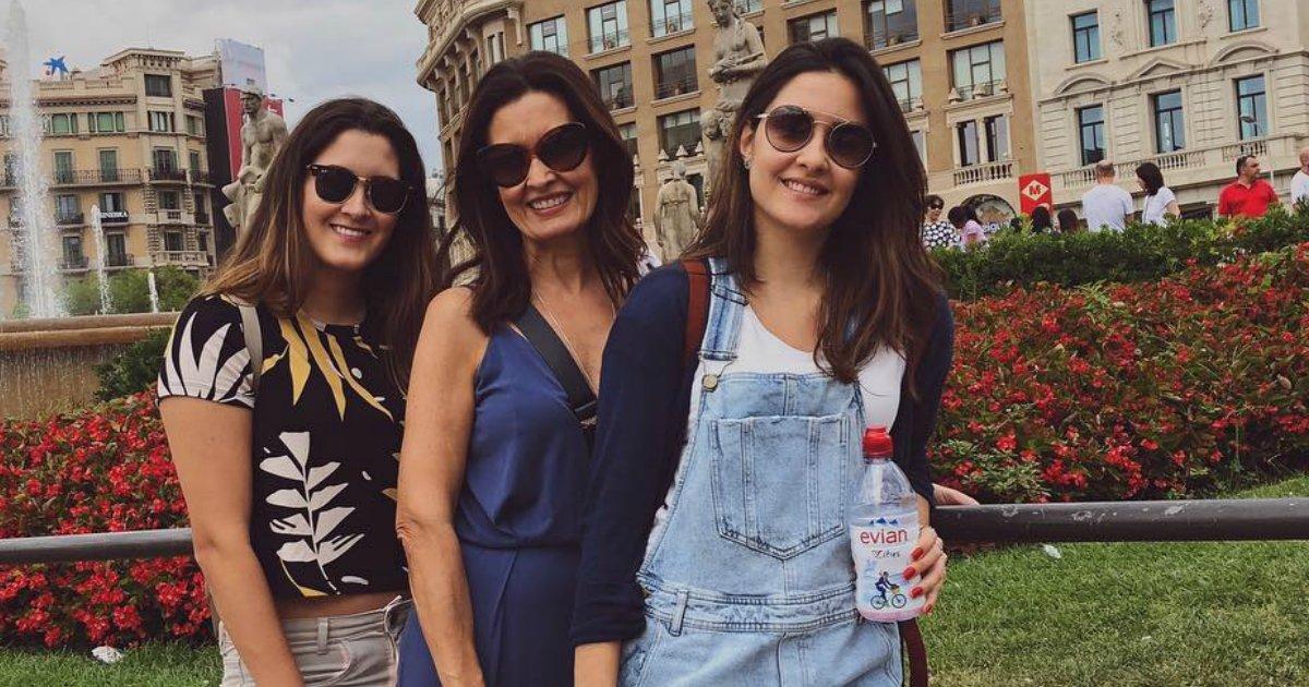 fatima.png?resize=1200,630 - Fátima Bernardes curte férias com filhas, Laura e Beatriz
