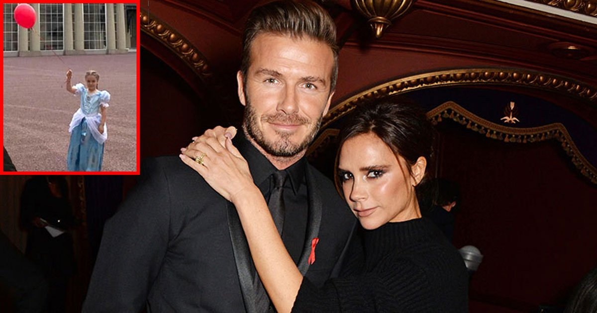 featured 1.jpg?resize=636,358 - David and Victoria Beckham Gift Daughter Harper £7,000 Pony For Her 7th Birthday