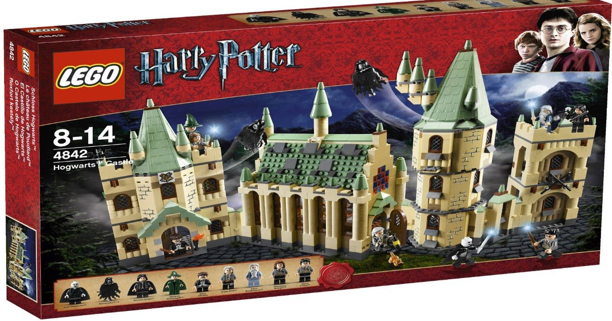 featured image 3.jpg?resize=1200,630 - LEGO lance un set Harry Potter, du chateau de Poudlard de 6 020 pièces
