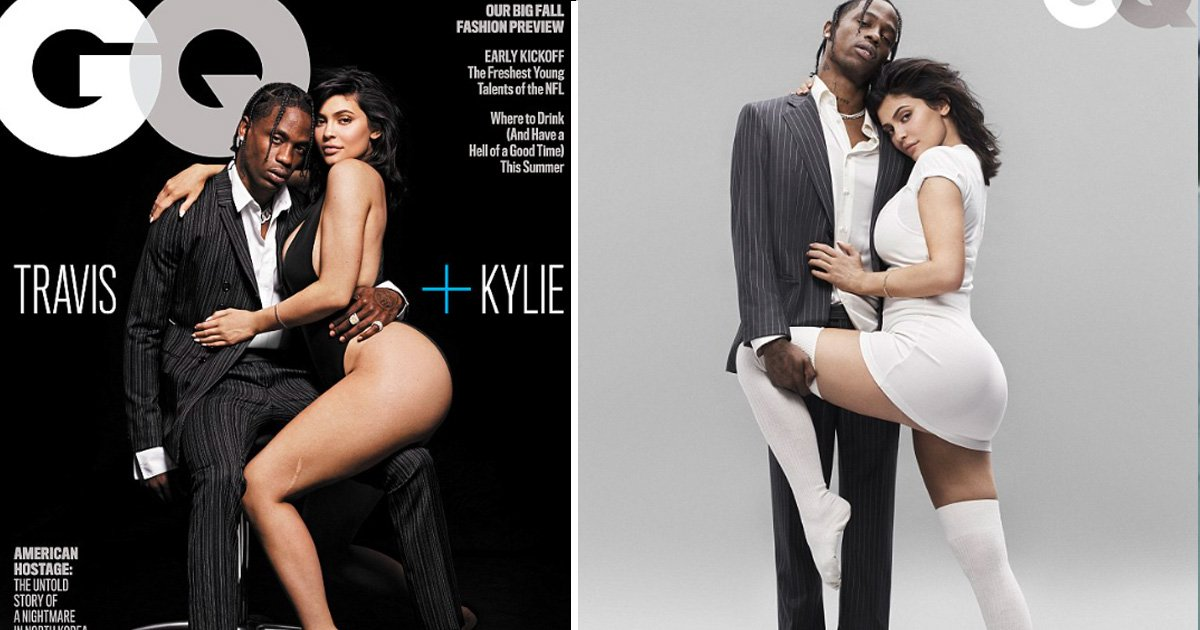 gagag 1.jpg?resize=412,232 - Kylie Jenner And Travis Scott Posed For A Sizzling Photoshoot Followed By A First-ever Joint Interview