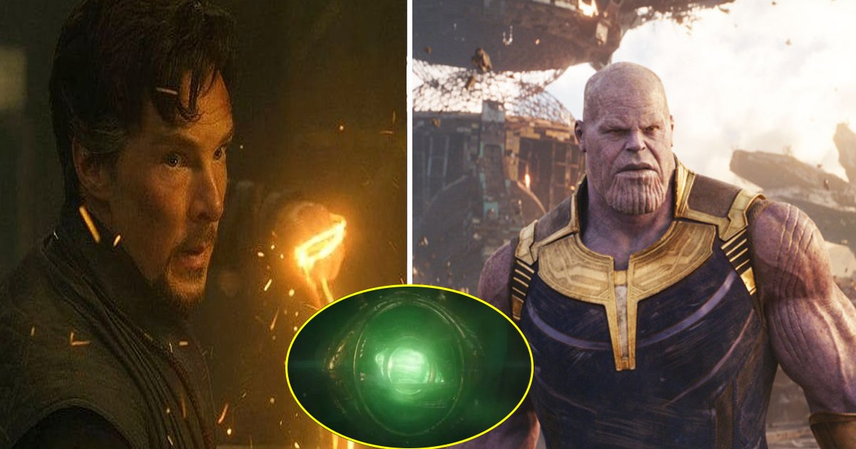 gagag 2.jpg?resize=412,232 - New Theory Emerged Explaining Why Doctor Strange Gave The Time Stone To Thanos While It Was Still Glowing