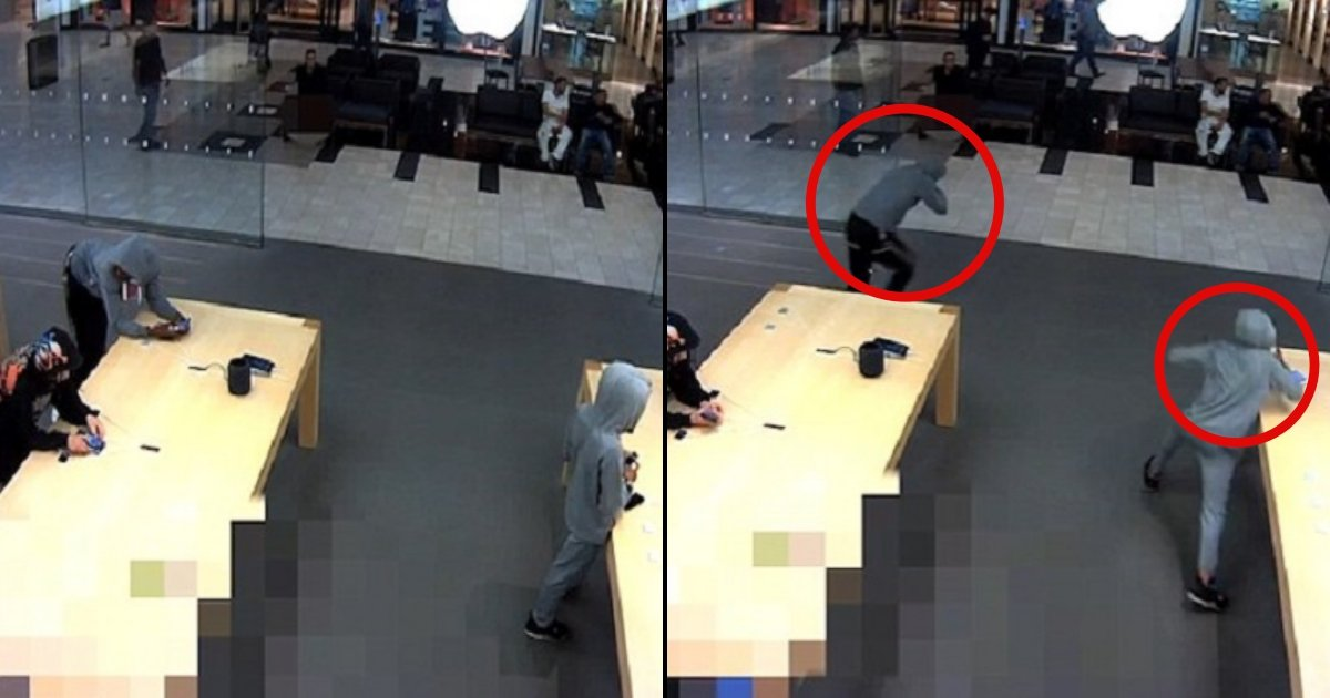 gang 1.jpg?resize=648,365 - Gang Of Thieves Snatch $19,000 Worth Of iPhones From New York Apple Store