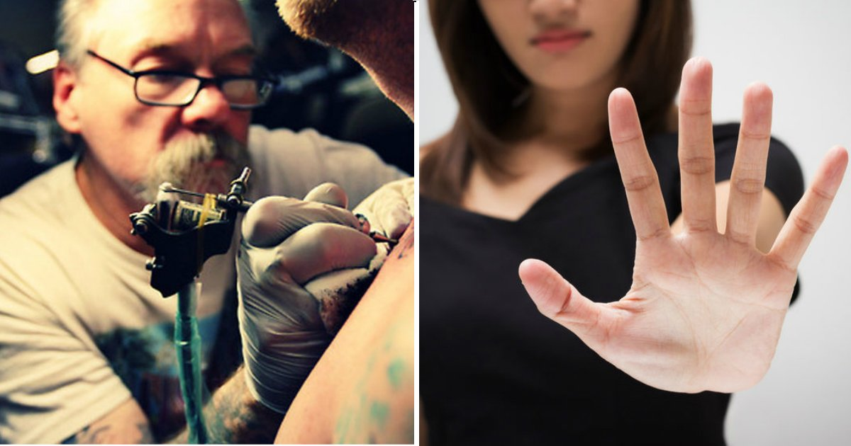 give second chance.jpg?resize=412,232 - Un client a découvert que le tatoueur était un criminel condamné, il demande un remboursement et des frais de désagrément