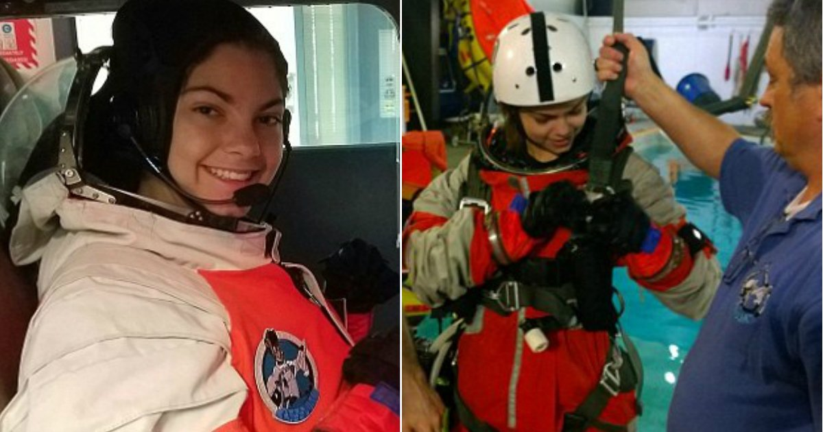 going to mars.jpg?resize=1200,630 - 17-Year-Old Girl Obsessed With Space Is Working With NASA To Reach Her Dreams Of Going To Mars