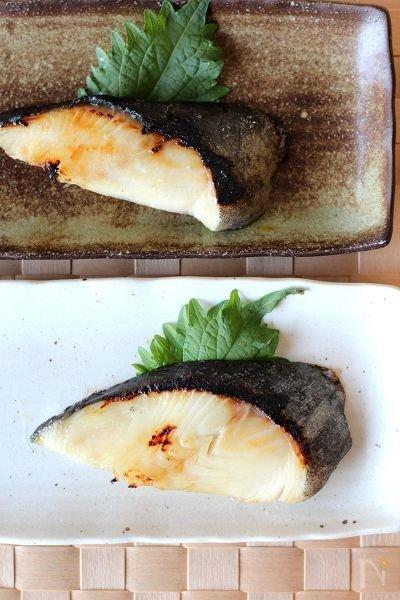 出生魚のブリを西京焼きで에 대한 이미지 검색결과