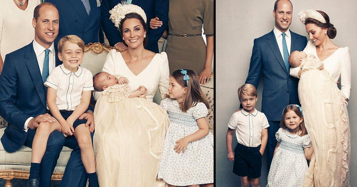 hahaaaa.jpg?resize=300,169 - George y Charlotte se roban la atención con sus hermosos trajes