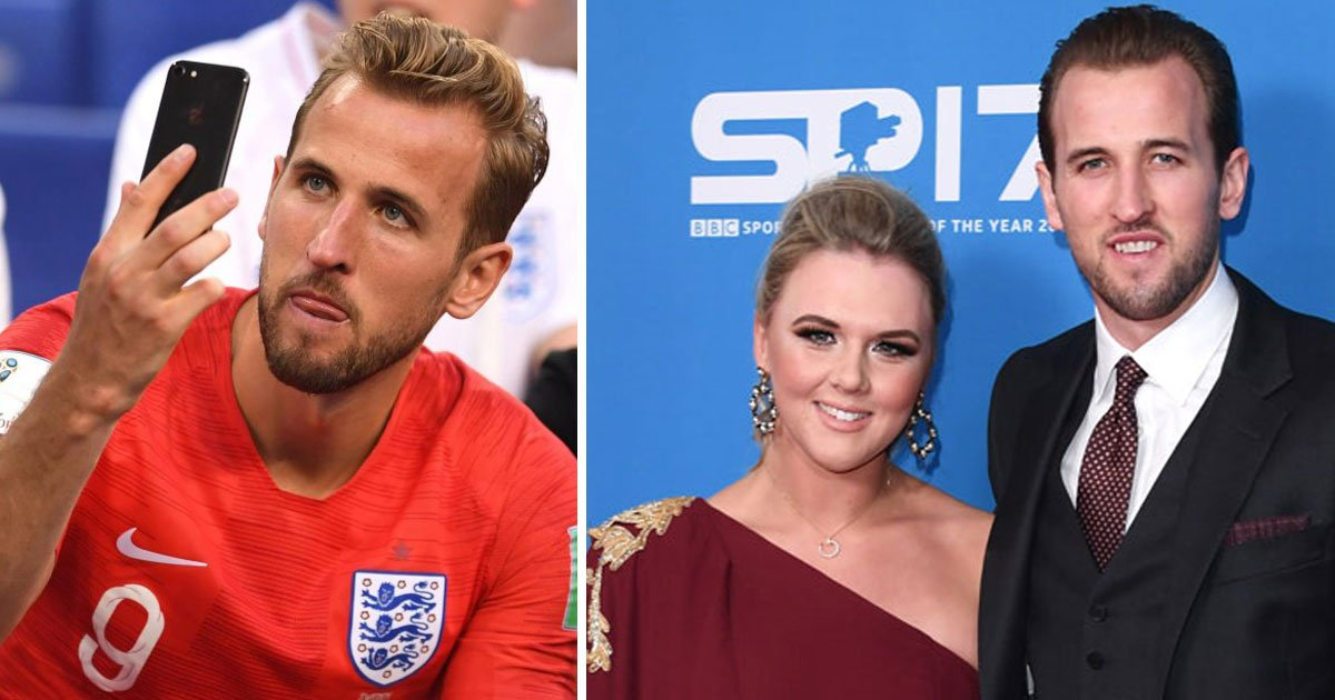 harry kane fiance sweden world cup.jpg?resize=636,358 - Harry Kane FaceTimes His Pregnant Fiance After England's Victory Over Sweden