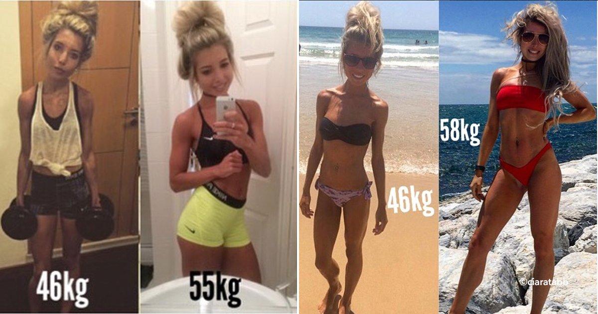 hermas.jpg?resize=1200,630 - Estas gemelas tuvieron que cambiar su dieta y consumir 4 mil calorías al día pues llegaron a pesar 46 kilos