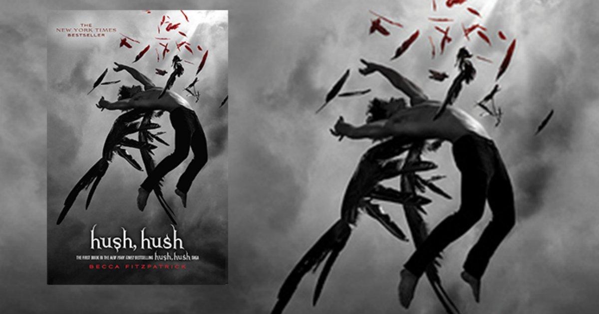 hushhush.png?resize=300,169 - 'Sussurro': Autora confirma adaptação da saga 'Hush, Hush' para os cinemas