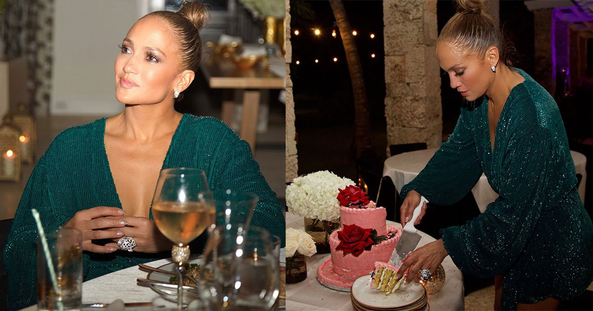 jenn.jpg?resize=636,358 - Jennifer Lopez Celebrated Her 49th Birthday And Thanked Her Fans For All The Birthday Wishes