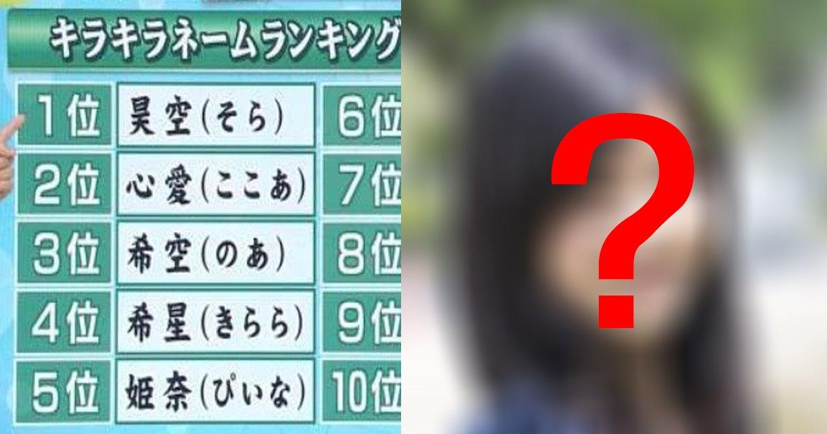 kirakira.jpg?resize=1200,630 - あのキラキラネーム芸能人の家族もキラキラネームだった!?