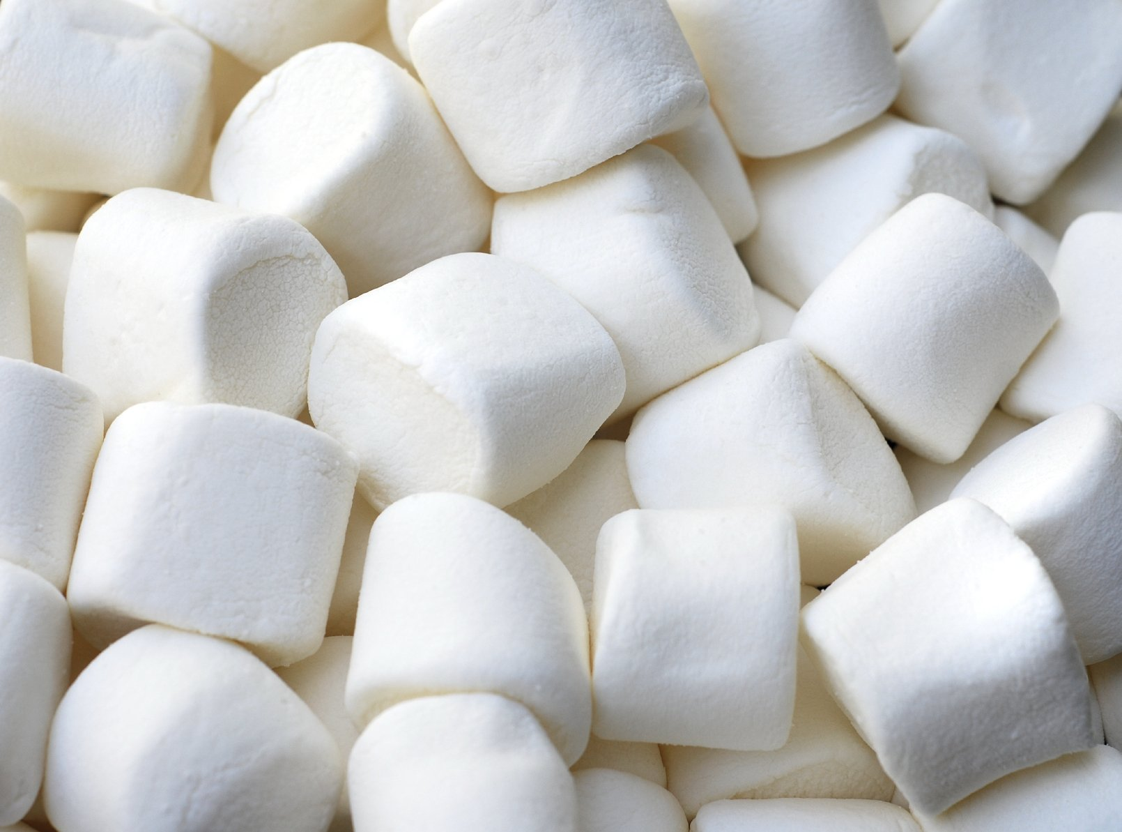 Marshmallows used to soothe sore throat and cough