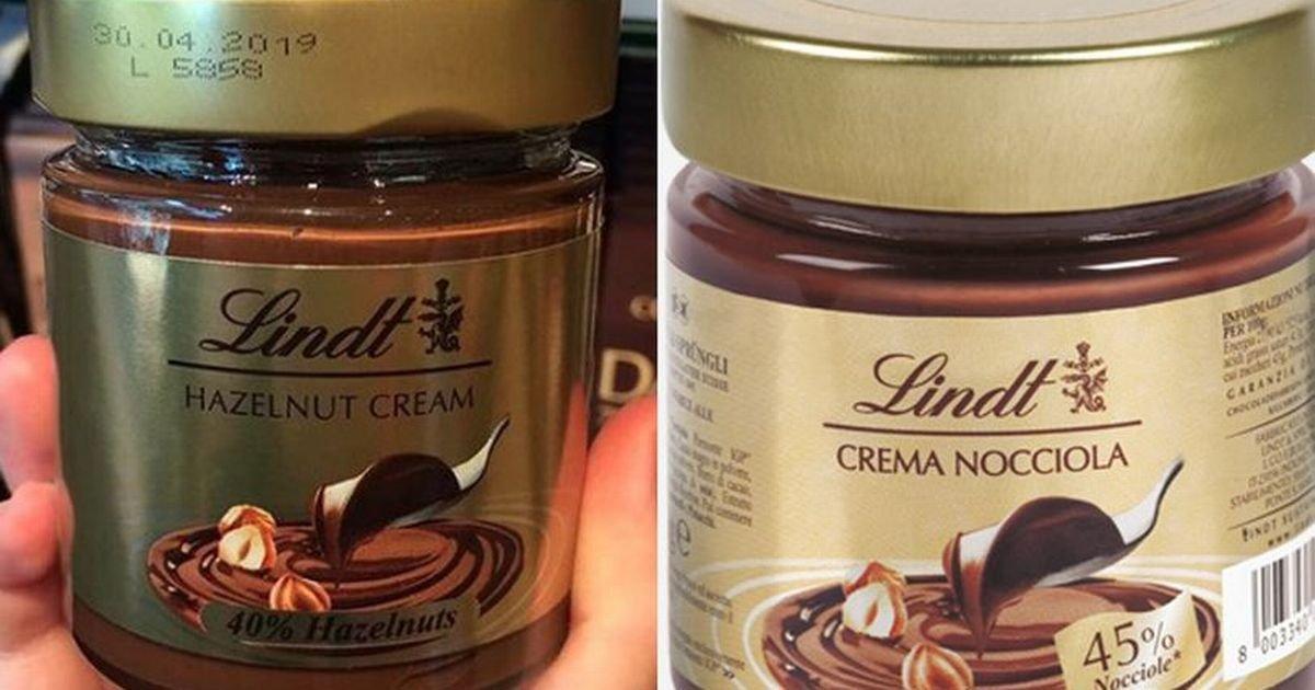 main lindt.jpg?resize=1200,630 - Lindt lança seu próprio creme de avelã para concorrer com a Nutella