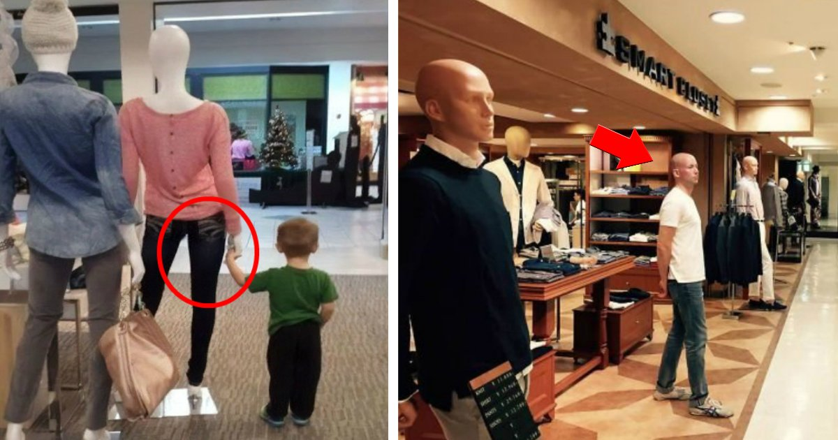 mannequin.jpg?resize=412,232 - 10 Amazingly Hilarious Moments Ever Recorded in the Mannequin History