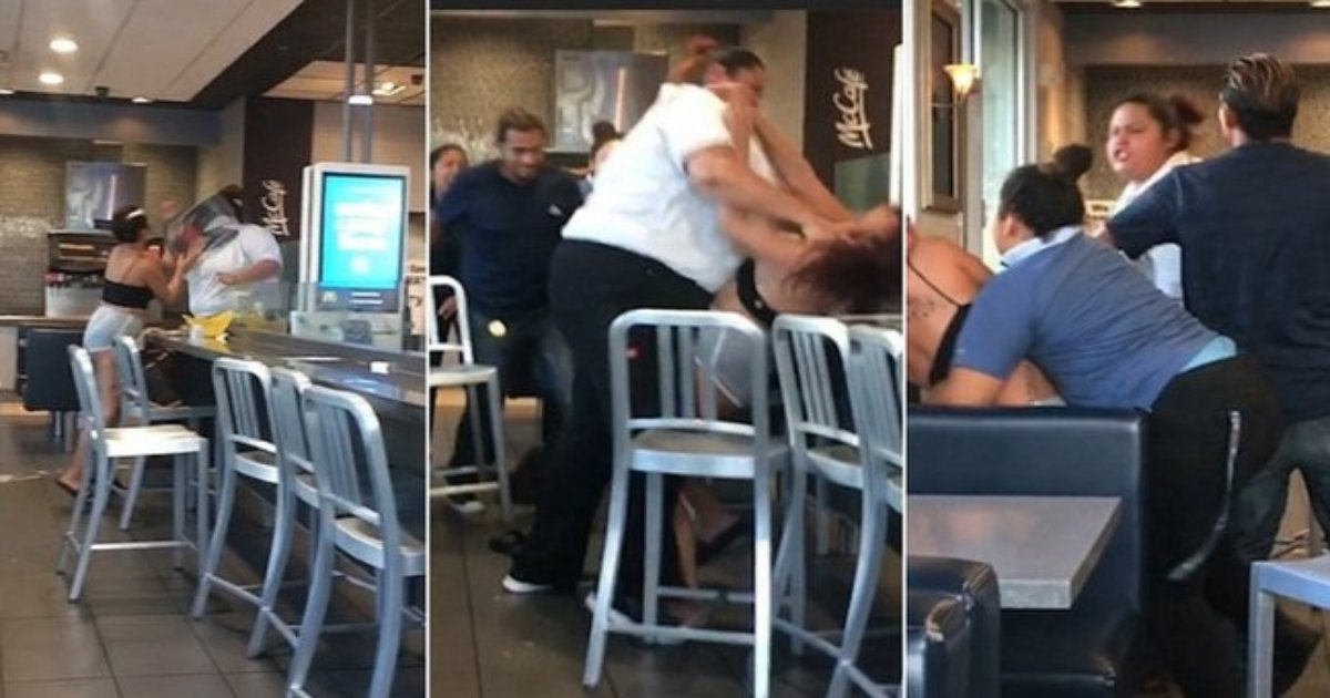 mc 1.jpg?resize=1200,630 - McDonald's Employee And Customer Who Were Shown Fighting In Viral Video Have Been Identified