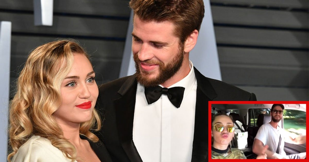 mm 1.jpg?resize=636,358 - Liam Hemsworth Shuts Down The Rumor Of Split With Miley Cyrus As He Shared A Video Of Them Driving Together