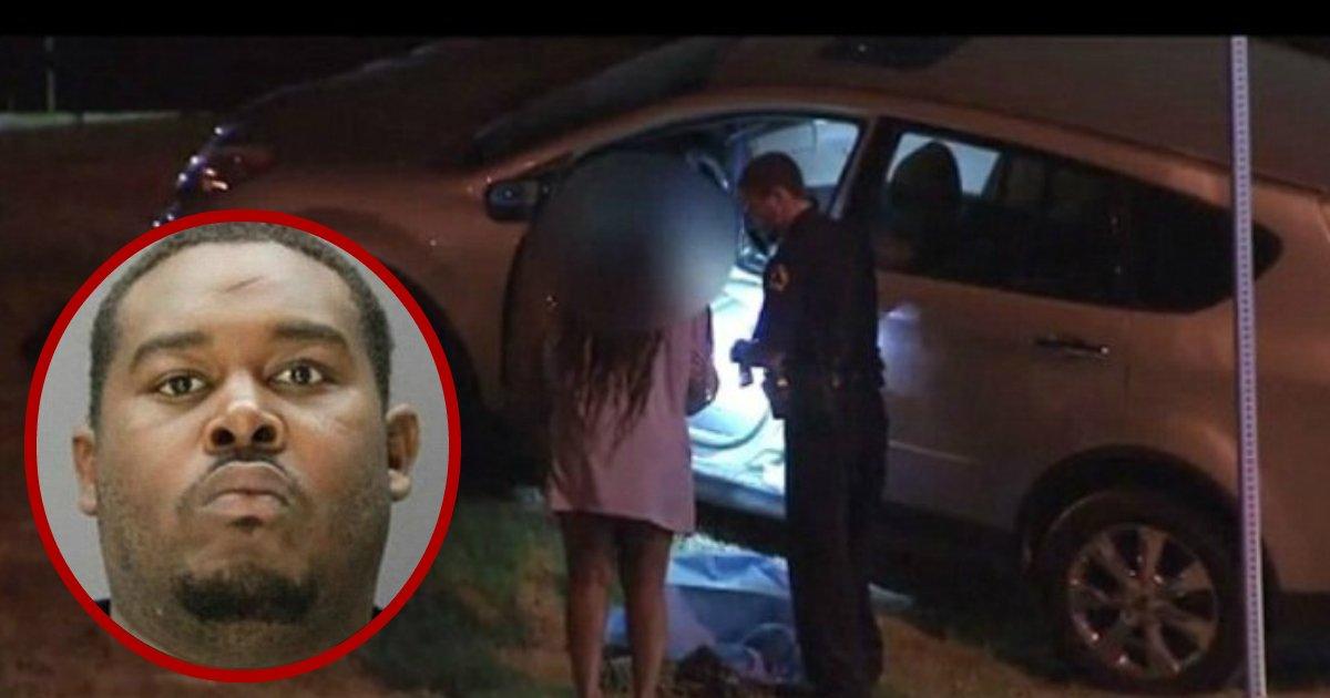 mom shoots carjacker.jpg?resize=412,232 - Une mère tire sur un homme qui tentait de voler sa voiture avec ses deux enfants à l'intérieur