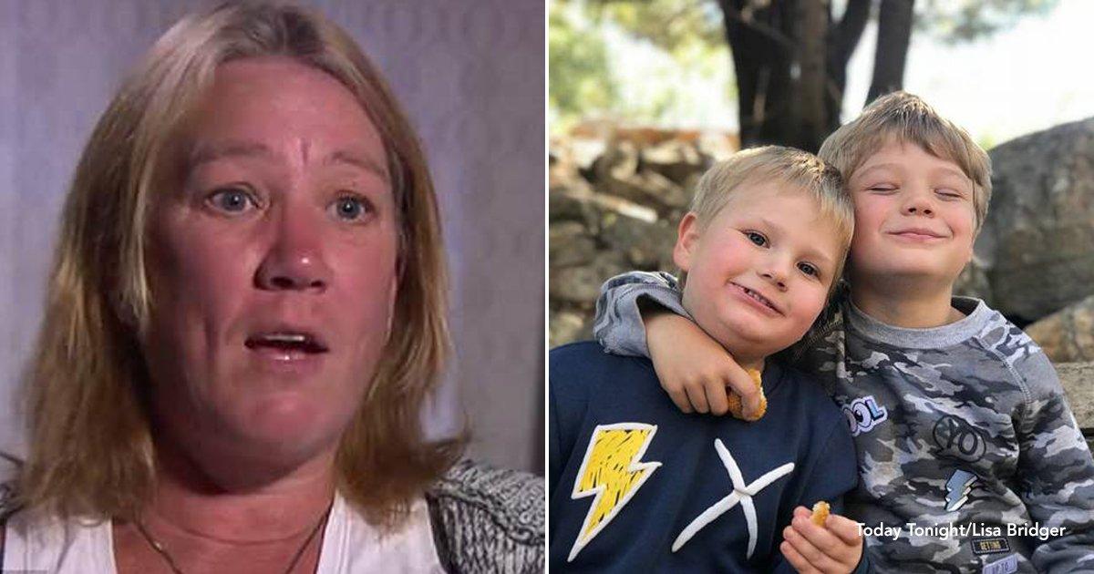 """nens.jpg?resize=300,169 - Ella amamanta a sus hijos autistas de 7 y 4 años, fue acusada de """"abuso infantil"""""""