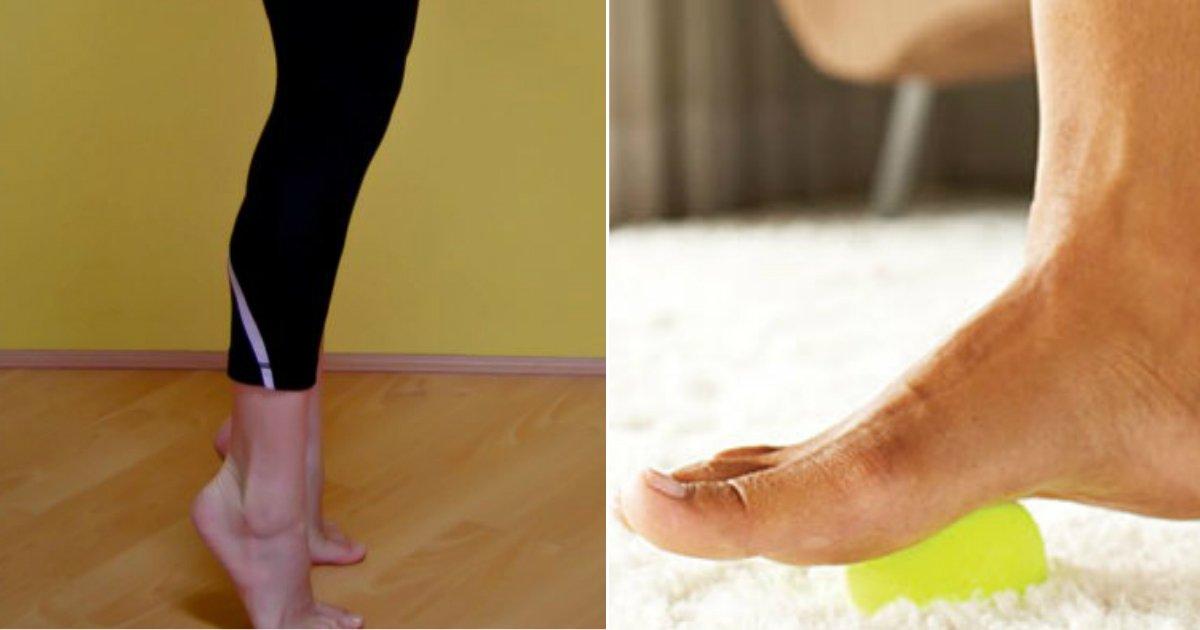 pain relieve.jpg?resize=412,232 - Vous avez mal aux genoux, aux pieds ou aux hanches ? Ces exercices vous aideront à soulager la douleur