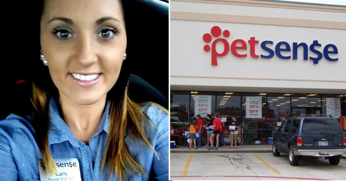 petsense.jpg?resize=636,358 - Une directrice de magasin est renvoyée après avoir menacé de frapper des mamans allaitantes et leurs bébés