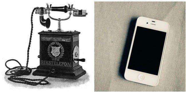 phones photo u1.jpg?resize=300,169 - 16 objetos do passado vs como eles são hoje em dia
