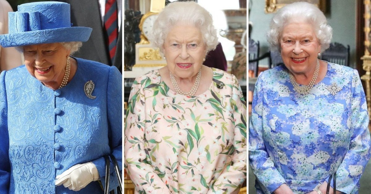 pic copy 2 18.jpg?resize=412,232 - Did The Queen Send Coded Messages To Trump With Her Jewelry During His UK Visit? Absolutely!