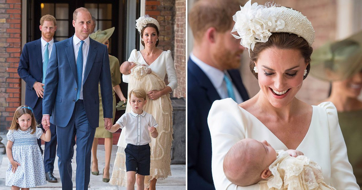 prince louis godparents.jpg?resize=1200,630 - The Duke And Duchess Of Cambridge Announced The Six Godparents Of Prince Louis