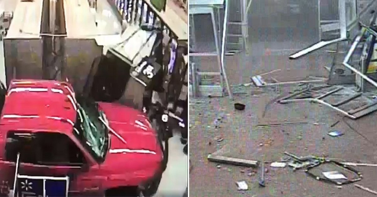 r3 side.jpg?resize=636,358 - Texas Teen Rams His Truck Into Walmart And Causes $500,000 Worth Of Damage