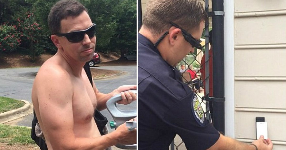 racial profiling.jpg?resize=412,232 - This Man Loses His Job After Demanding An African-American Woman To Show Her ID At Community Pool