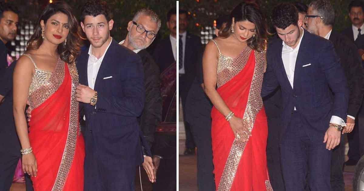 rarar.jpg?resize=636,358 - Priyanka Chopra Attends Akash Ambani And Shloka Mehta's Pre-engagement Reception With Beau Nick Jonas In Mumbai