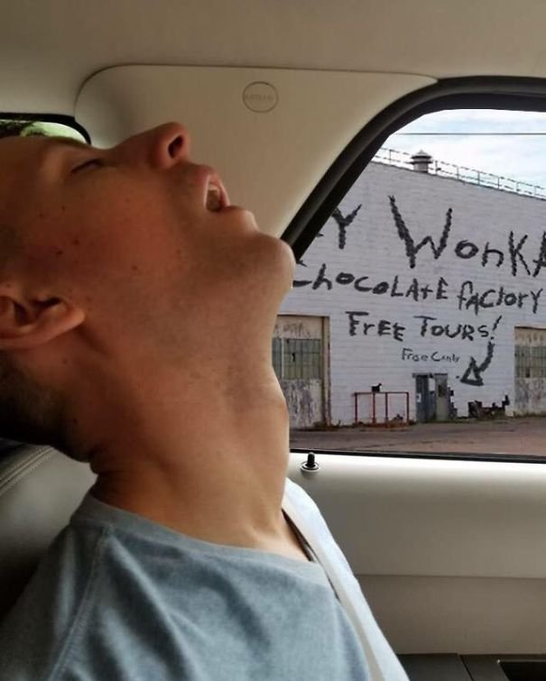 Sleeping Boyfriend Photoshop Pictures
